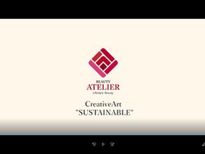 ついに公開!creative art [sustainable] 3分動画