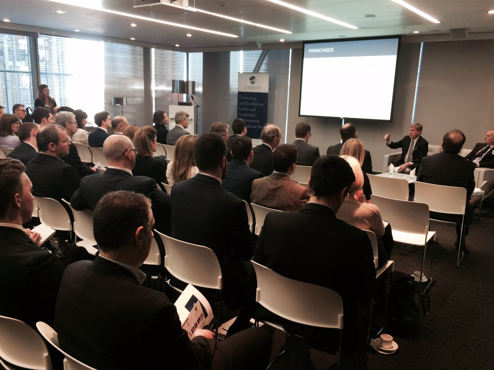 CBRE and Bryan Cave forum