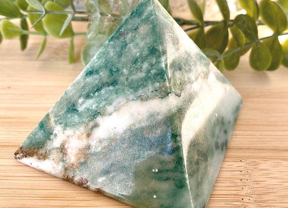 Piramide infinity jade