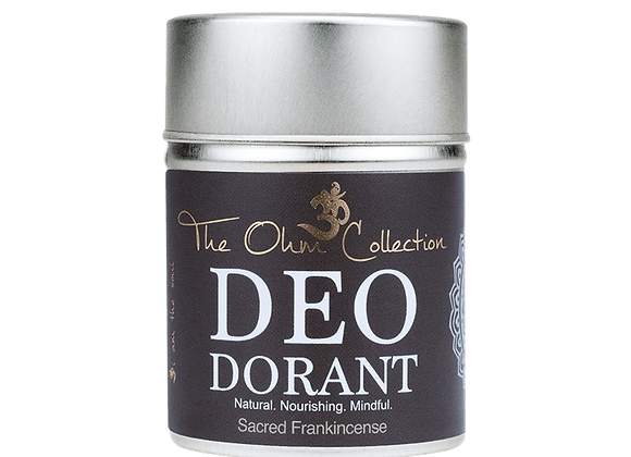 The Ohm Collection - Deo Frankincense 120g