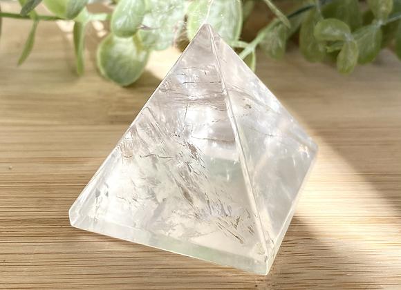 Pyramide bergkristal