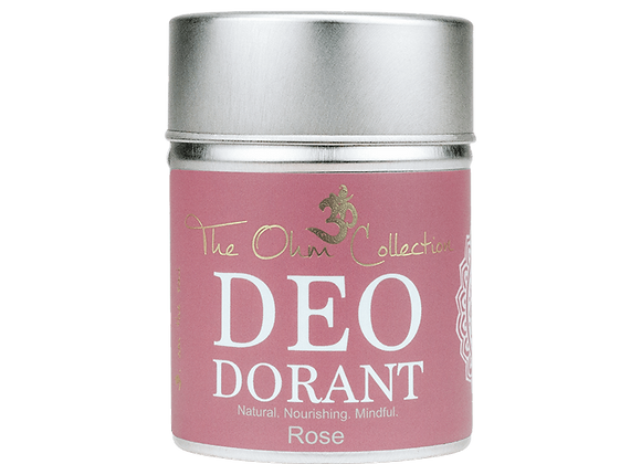 The Ohm Collection - Deo Rose 120g