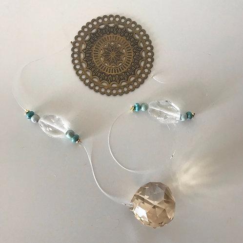 DIY pakket raamkristal