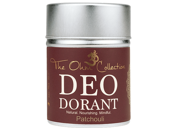 The Ohm Collection - Deo Patchouli 120g