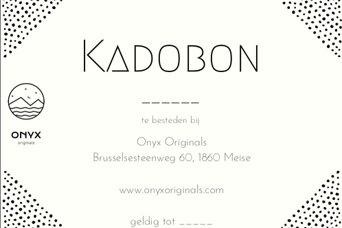 Kadobon manicure