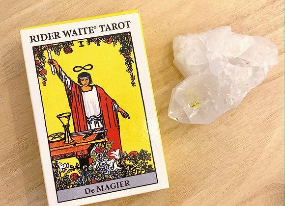 Rider Waite pocket tarot