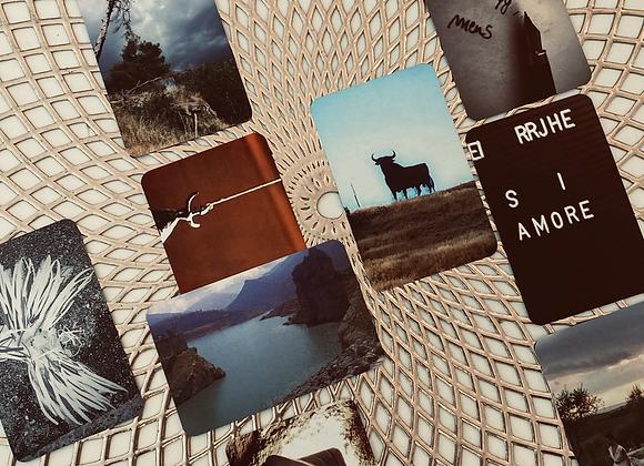 Workshop storytelling cards