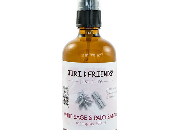 Palo Santo & white sage spray
