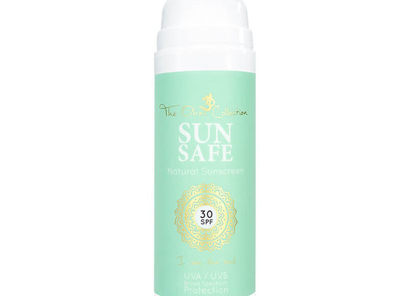 The Ohm Collection - Sun Safe spf30 - 150ml