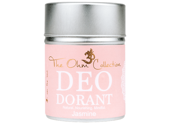 The Ohm Collection - Deo Jasmine 120g