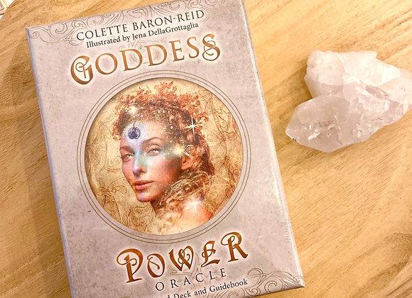 Goddess Power orakel