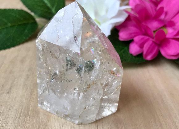 Bergkristal regenboog punt