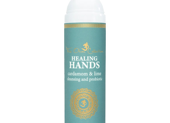 The Ohm Collection - Healing Hands Cardamom & Lime - 75ml