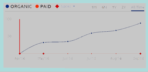 Grafico rendimento