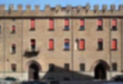 Facciata di Palazzo Pepoli