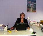Maria in studio