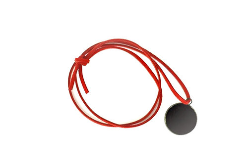 Ketting-donker rood