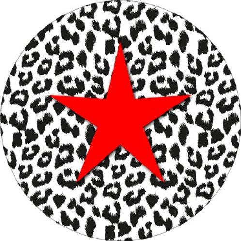 Panter-rode ster