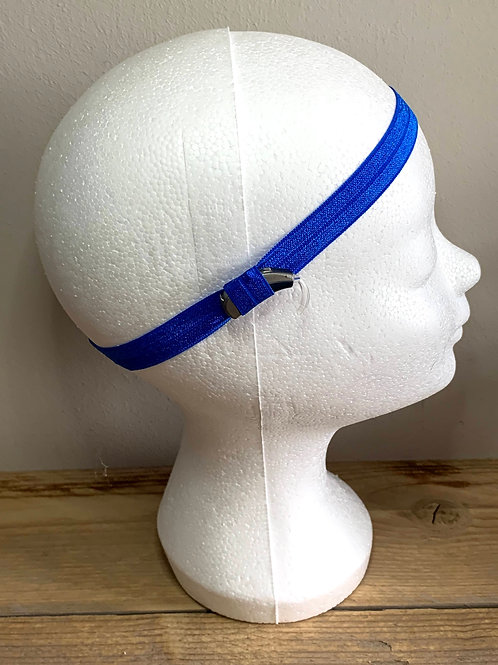 Oorbandz-sport-Kobalt blauw