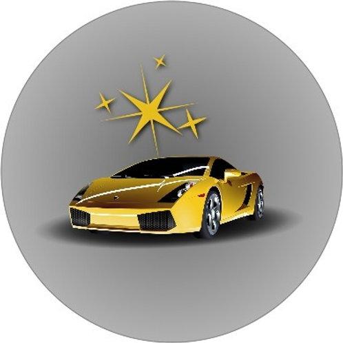 Ferrari-geel