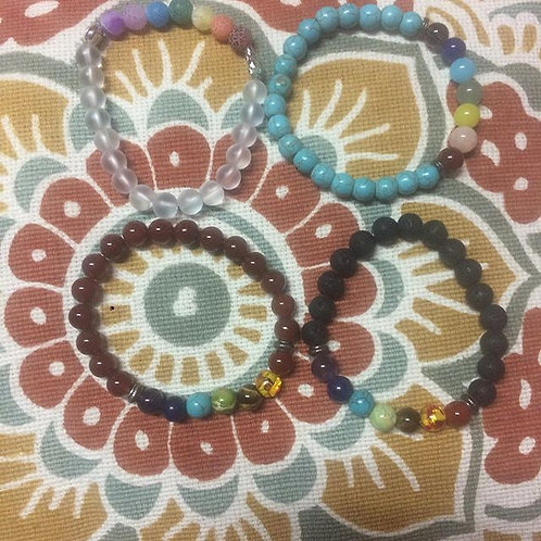 Reiki Crystal Bracelet
