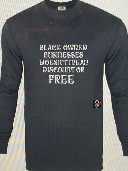 Black Owned Shirt/Dresses