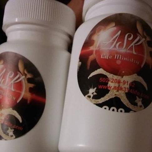 DR. ASK Organic Iron Herbal Powder