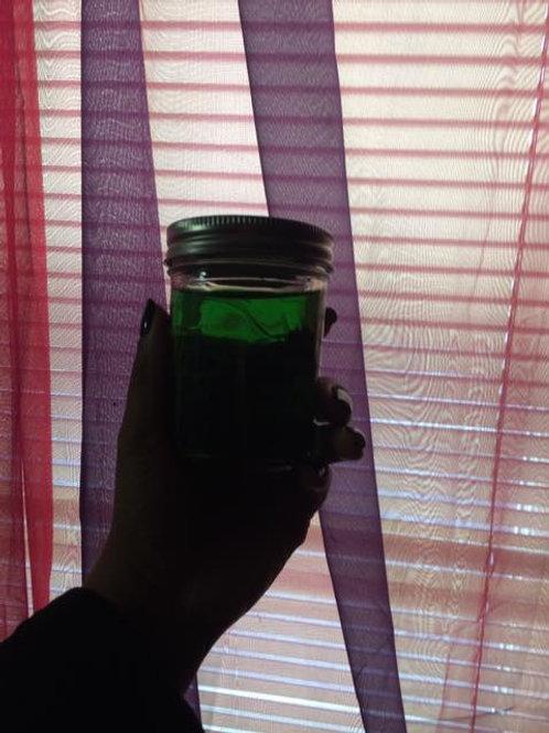 Good Luck Green Water
