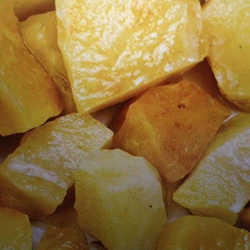 Rough Yellow Aventurine Crystal