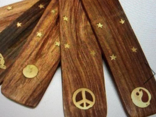Incense Wooden Tray Mix