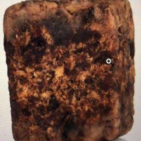 100% Raw African Black Soap Bar