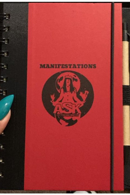 DR. ASK Manifestations Book and Manifesto Pen Kit