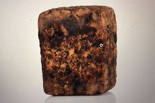 100% Raw African Black Soap 5 Bars