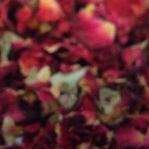Organic Moroccan Rose Petals
