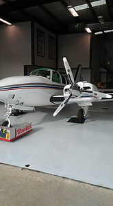 Alabama Aircraft detailing beechcraft