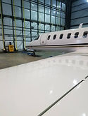 Aircraft Detailing Pilatus Headrick`s pc12