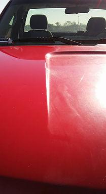 car dealer detailing