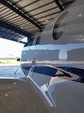 Aircraft detailing piper