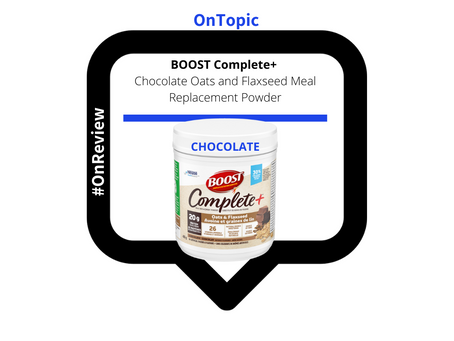 The Complete Take on Boost: A Review of its Chocolate Meal Replacement Powder