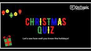 The Christmas Quiz