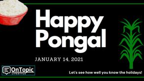 The Pongal Festival Quiz