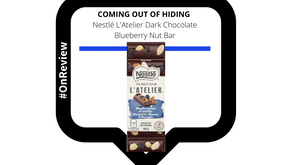 Coming out of Hiding: The Nestlé L'Atelier Dark Chocolate Bar