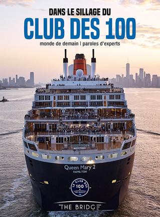 Maquette et mise en page du magazine Dans le sillage du club des 100