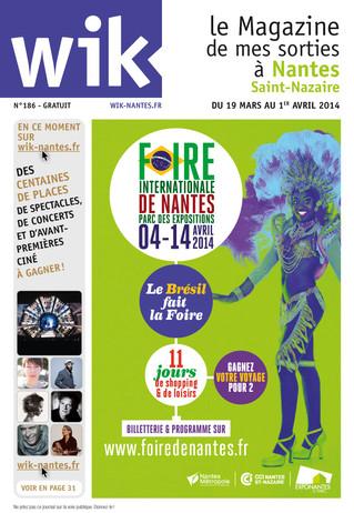 Wik Nantes n° 186