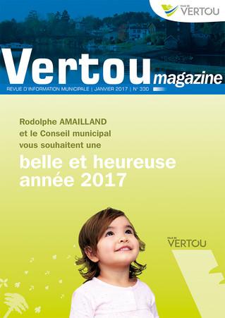 Vertou n°330 - janvier 2017