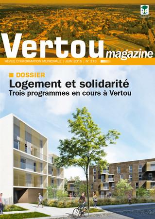 Vertou n°313 - Juin 2015
