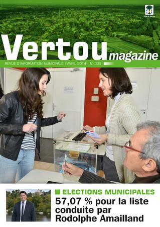 Vertou magazine fête son 300e numéro