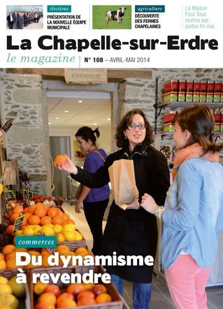 La Chapelle-sur-Erdre, un mag dynamique !