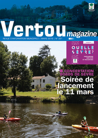 Vertou n°321 - Mars 2016