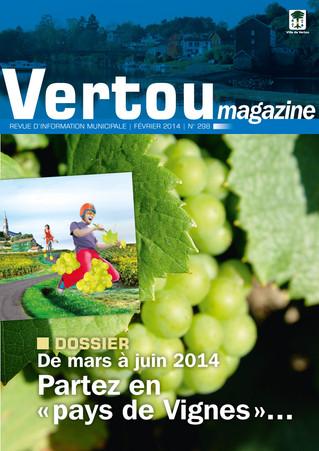 Vertou magazine célèbre le vignoble